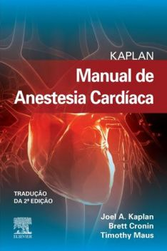 E-Book - Kaplan Manual de Anestesia Cardíaca